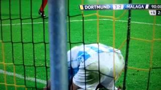 Borrusia Dortmund 3:2 Malaga die letzten Minuten ( Live Kommentar Sky )
