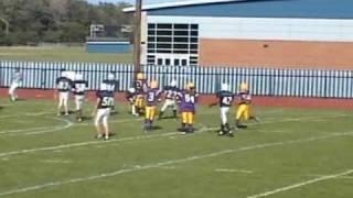 East Vs Gates Chili - Freshman High School Football 2008