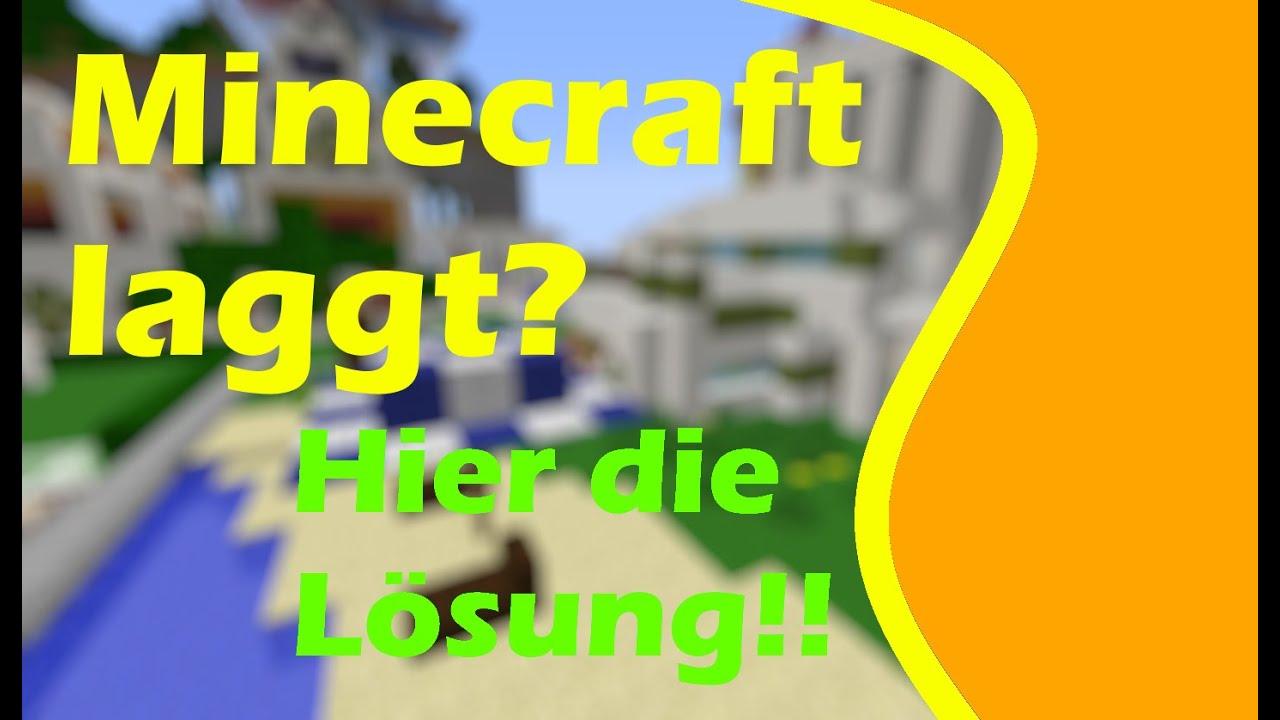 Minecraft Laggt