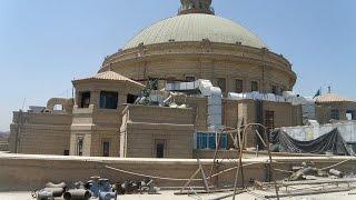 «نصار» عن تشويه قبة جامعة القاهرة : ماحدث إحلال وتجديد للتكييفات