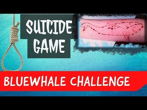 What is Blue Whale suicide Game ? Lucid explanation in English, Save lives Spread Knowledge