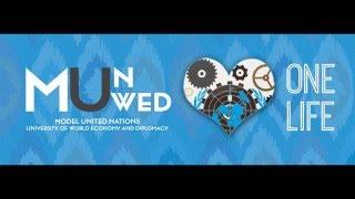 UWED MUN | 2014 | One Life | Behind The Scenes
