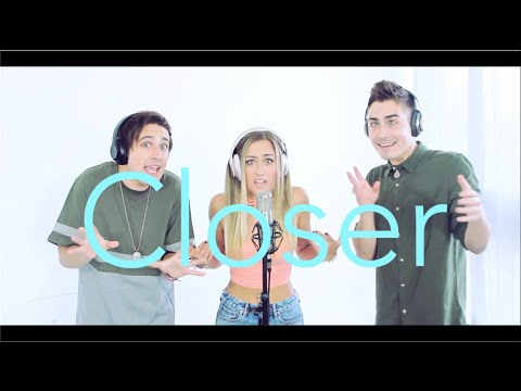 "Thumbnail: ""Closer"" - The Chainsmokers ft. Halsey [COVER BY THE GORENC SIBLINGS]"
