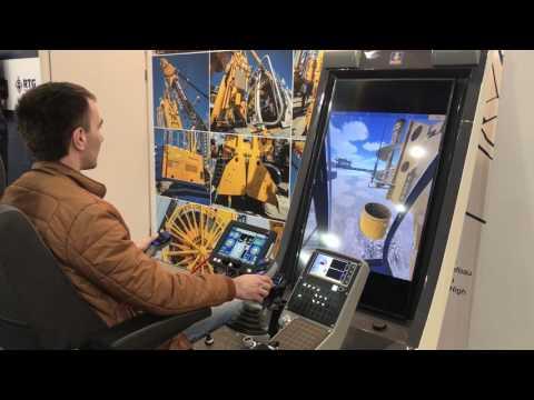 Учебный тренажёр для установок Bauer типа Bauer BG36 на выставке СТТ 2017