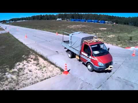 KB Avrora. Trials. Noginsk Search And Rescue Unit, Russia
