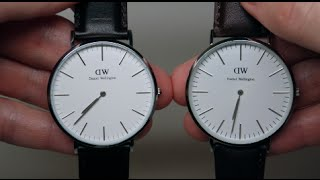 DANIEL WELLINGTON FAKE AND REAL WATCH REVIEW COMPARISON(CLICK TO BUY REAL DANIEL WELLINGTON http://goo.gl/awyLo5., 2015-12-12T06:46:02.000Z)
