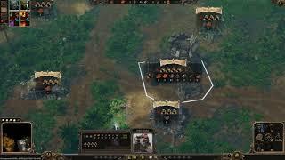 Spellforce 3 - Gameplay - 2 vs 2 Computer - Orcs