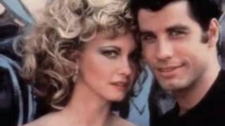 Rare Grease Pictures • Hopelessly Devoted To You Live • Olivia Newton-John
