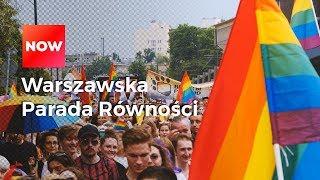 PARADA RÓWNOŚCI Warszawa