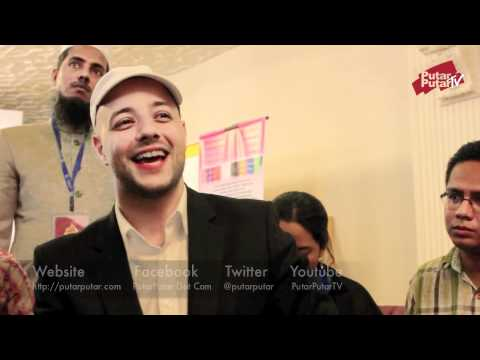 Maher Zain - (Interview) How Do You Spend Time With Your Family Part 006/008