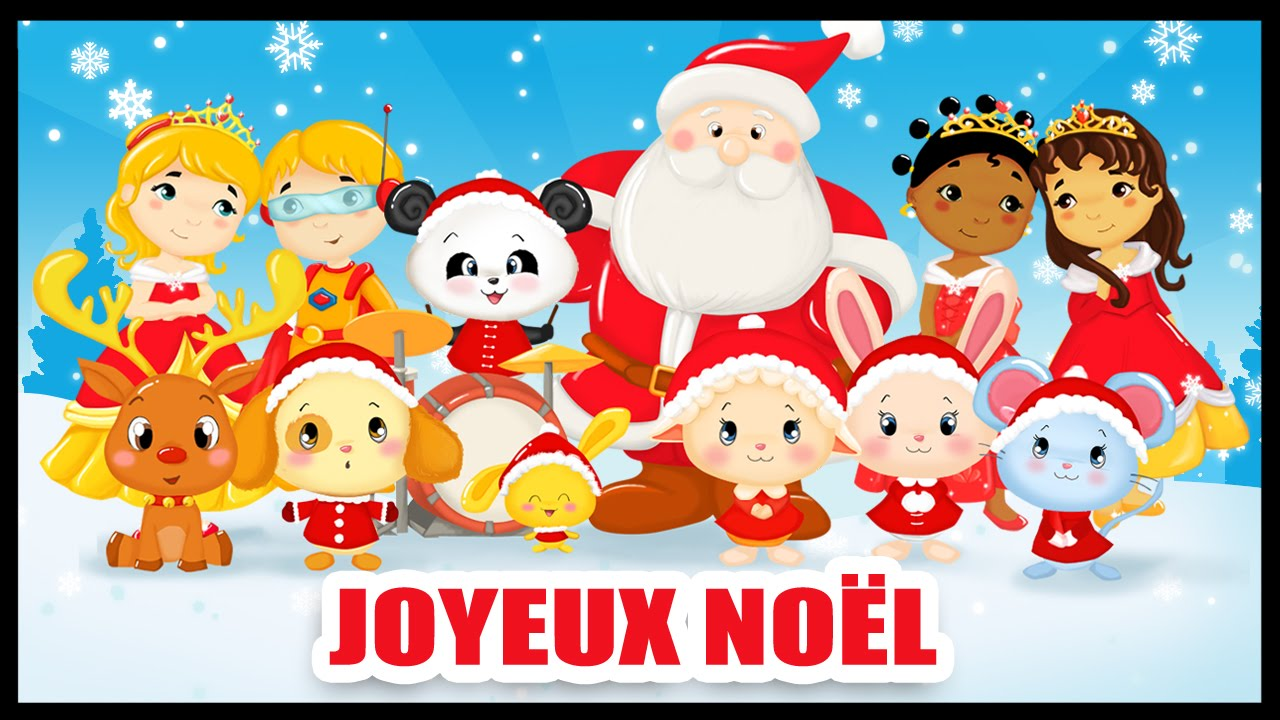 Chanson Un Joyeux Noel.Je Te Souhaite Un Joyeux Noel 20 Min De Chansons De Noel Pour Les Enfants
