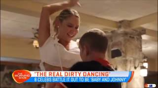 Kym Johnson Herjavec takes us behind the scenes on The Real Dirty Dancing
