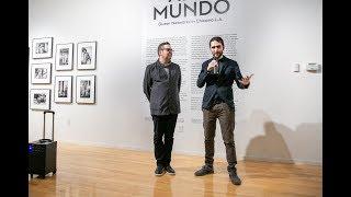 Axis Mundo Opening at The Barrick Mueseum of Art