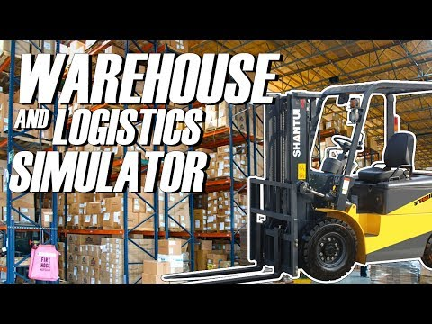Forkliftin' (Warehouse & Logistics Simulator)