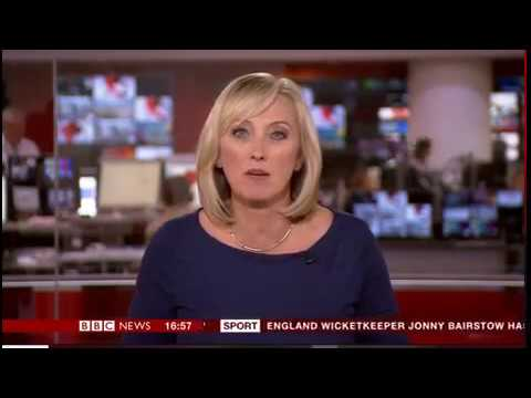 Martine Croxall | BBC Afternoon Live | 200818 | Tight Blue Top