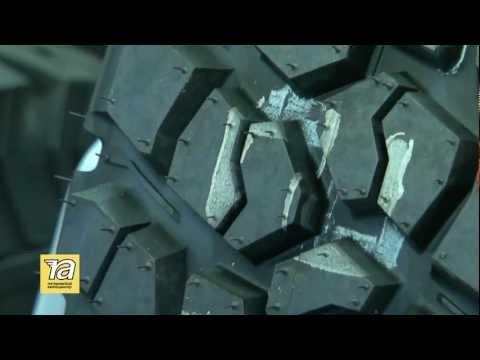Видео урок шиномонтажа для грузовых автомобилей