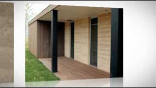 Making A Statement With Rammed Earth Homes!
