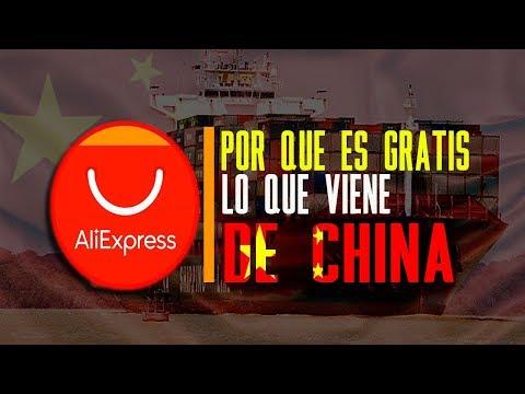 ALIEXPRESS 2019 3 CLAVES ¿Por Qué Los ENVÍOS SON GRATIS Desde China? Envíos Aliexpress