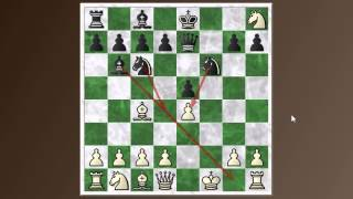Chess Basics #32: Two knights defense - Max Lange attack, Traxler variation, and other sidelines