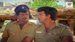 யோவ் ஒரு நாள் கூட முடிட்டு ஸ்டேஷன்ல உக்கார மாட்டிங்களா என்ன பண்ணுறீங்க | Goundamani Comedy |