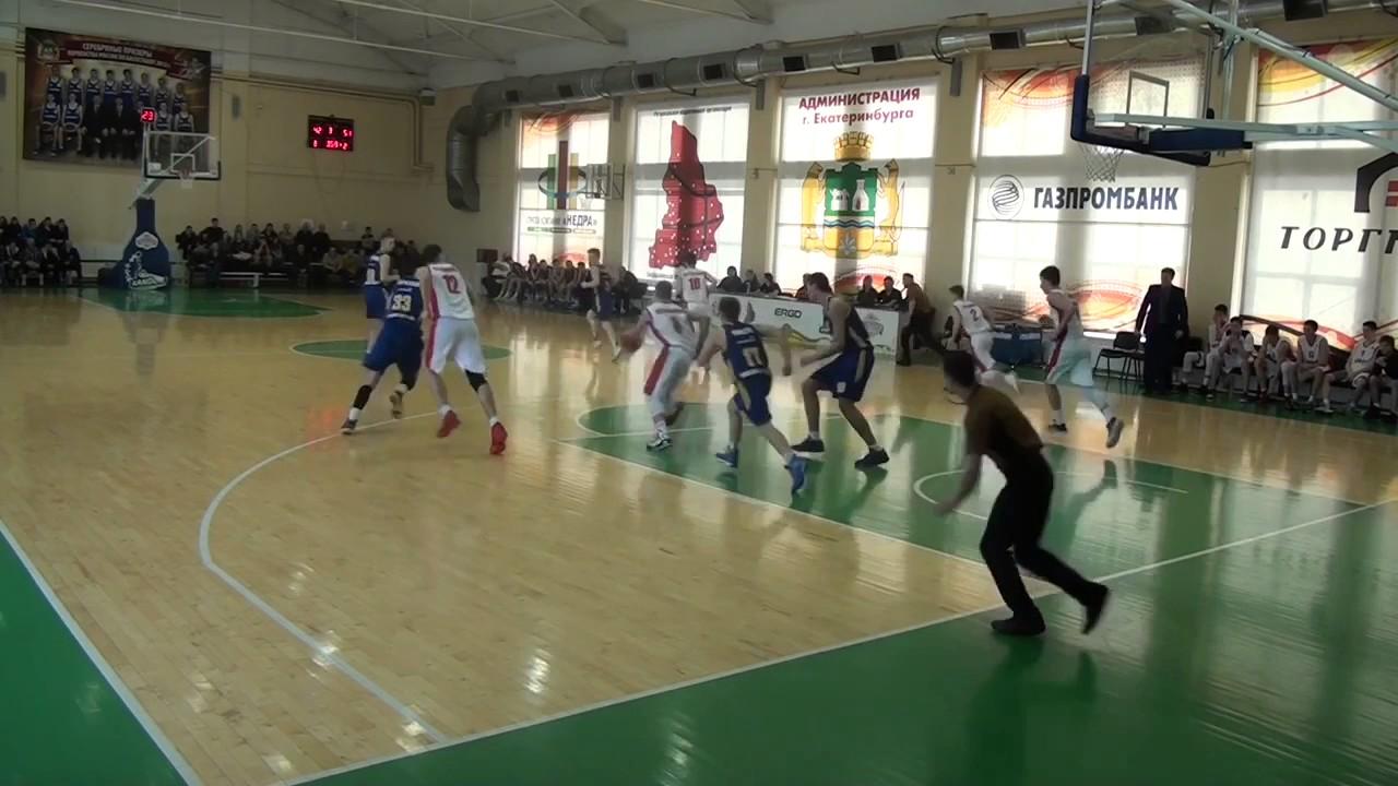 WILD ENDING! BC Khimki vs BC Ural. CRAZY CLUTCH MOMENTS ...