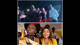 Regina Daniels party with her husband