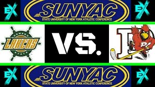 The BIGGEST SUNY Oswego Hockey Game of the year (White out game)
