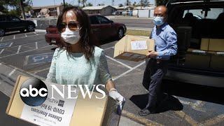 Phoenix mayor on steps to protect city amid coronavirus spike