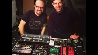 Radiohead's Ed O'brien – Second Pedalboard Build, That Pedal Show Special