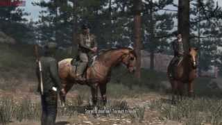 Red Dead Redemption - Mission #43 - Great Men Are Not Always Wise
