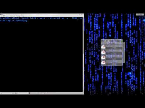 Learn Kali Linux Episode #32: Aircrack-ng and Crunch Usage Example (Part 3)