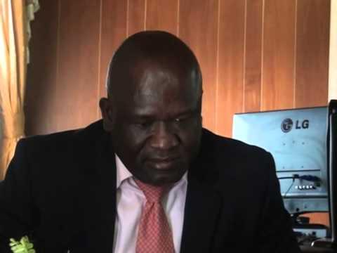 arrêt du national foot réaction du président fc 105 au Gabon