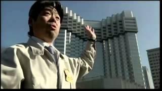 Японцы разработали удивительный способ сноса зданий(, 2014-07-05T15:38:21.000Z)