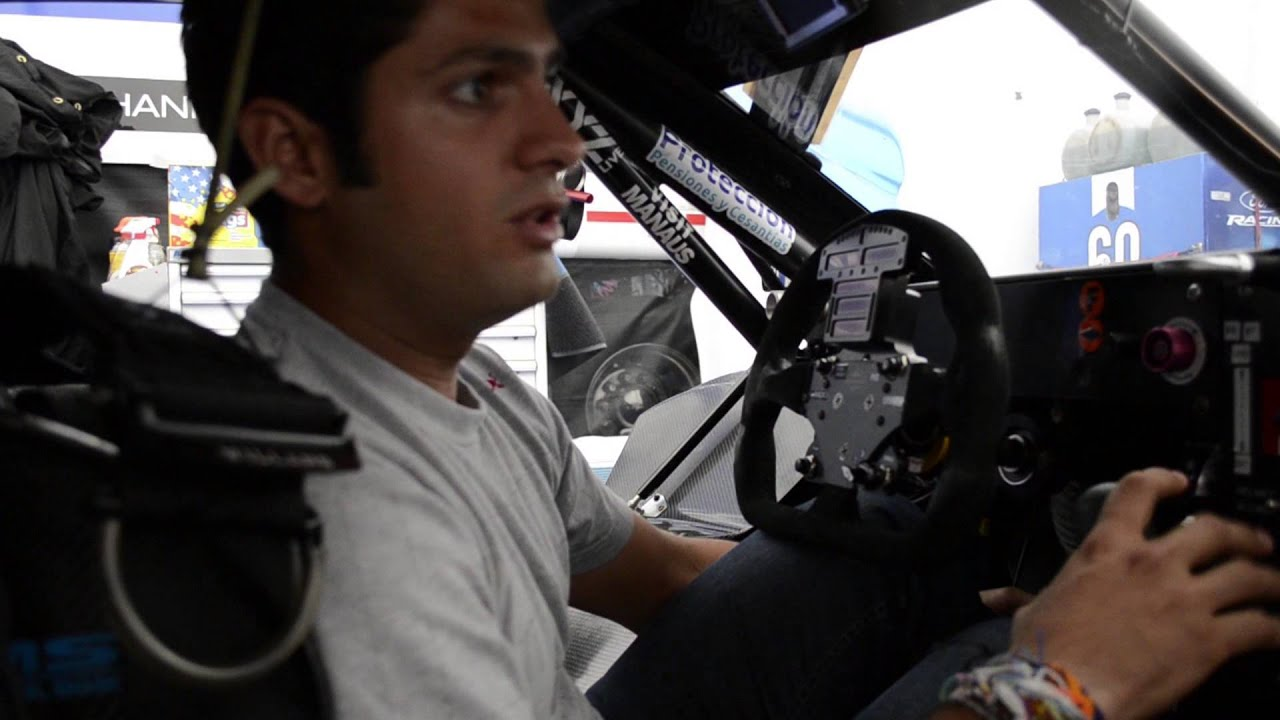Racing Driver Gustavo Yacaman on Alpha BRAIN