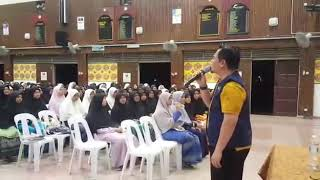 Fadzli Aziz live cover deen assalam