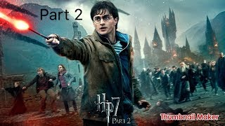 Harry Potter and the Deathly Hallows part 2 gameplay part 2