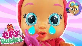 CRY BABIES magic tears | PATUNG MENANGIS AIR MATA BETUL - Pujuk Fancy dengan puting