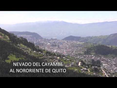 Nevados de Quito H  Alfonso Llópez
