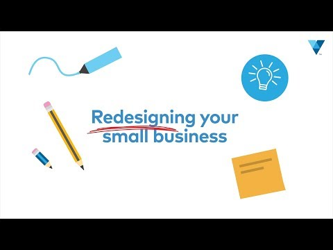 Rebrand your small business in 10 steps
