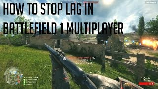 Download How To Solve Lag In Battlefield Videos - Dcyoutube
