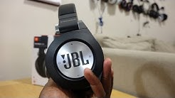 JBL E50BT Wireless Headphone Review