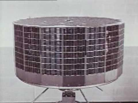 TIROS 1 Satellite 1960, 11th oldest object in orbit