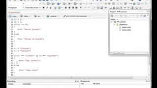 PHP & MySQL   Урок 3 IF ELSE  (Разработка wap/web приложений)