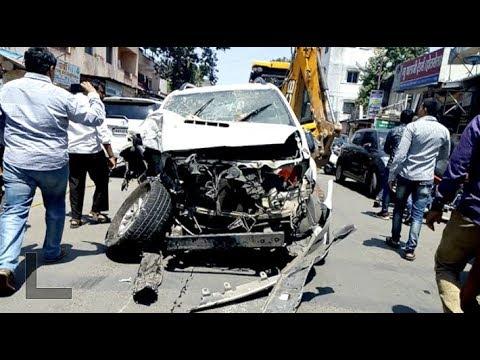 Car Accident In Pune