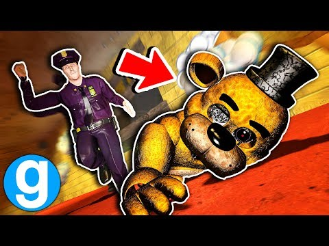 FNAF Pizza Horror Case Spotlight! - Garry's Mod Gameplay - FNAF Gmod