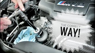 Ideal Cars | BMW M3 Oil Change