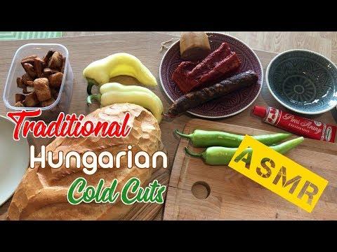 ASMR - Hungarian Cold Cuts (whispering)
