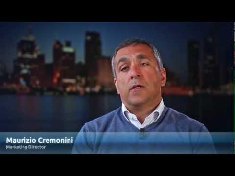 Interview with Maurizio Cremonini - Comau Marketing Director
