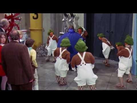 Violet Beauregarde Song  1971 HD