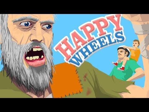 LARS SKAL DØ! (Happy Wheels)